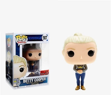Riverdale Betty Cooper 587 Hot Topic Exclusive
