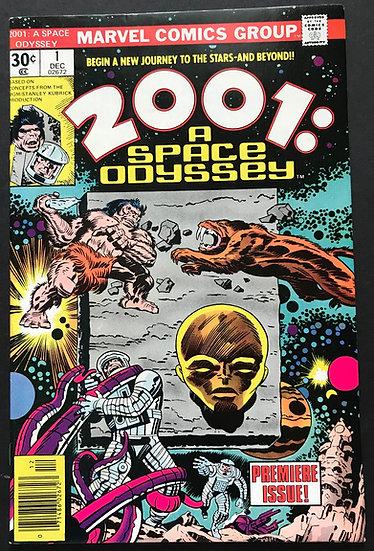 2001 A Space Odyssey #1 VF/NM