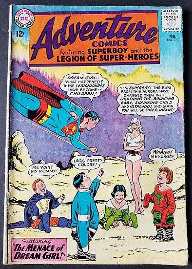 Adventure Comics (1938 1st Series) #317 GD/VG