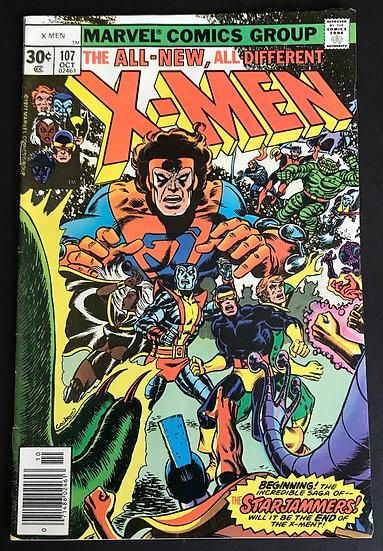 X-Men (1963 1st Series) #107 VF/NM