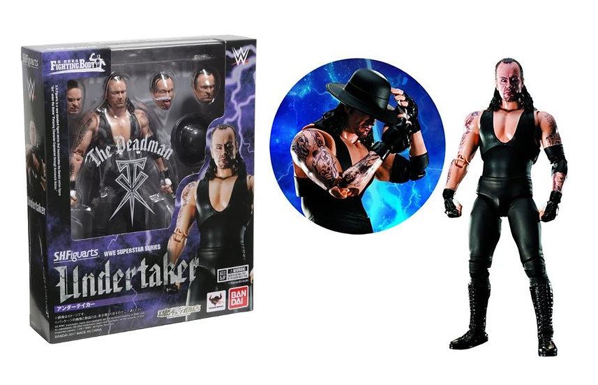 WWE Superstar Series Undertaker S.H.Figuarts Action Figure