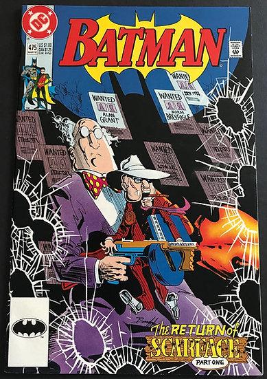 Batman #475 NM-