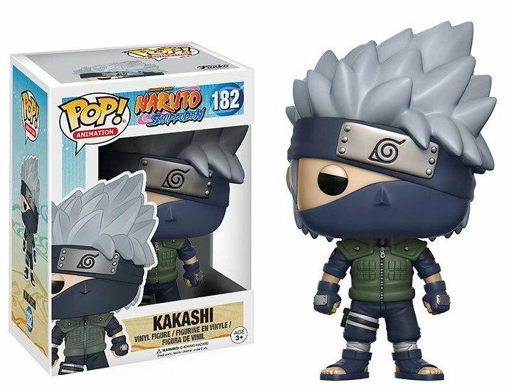 Funko Shonen Jump Naruto Shippuden Kakashi 182 [Damage Box]