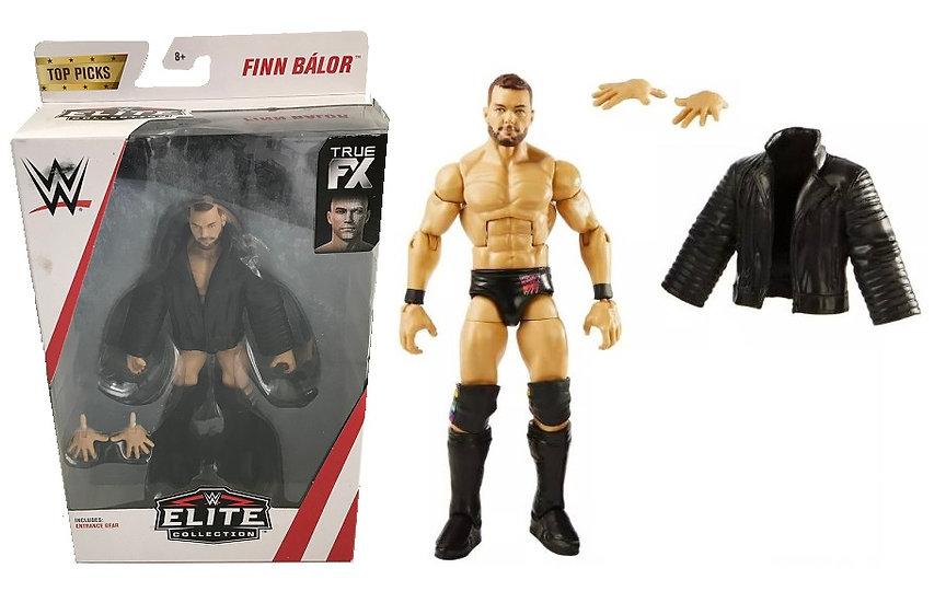 WWE Elite Collection Finn Balor Wrestling Figure