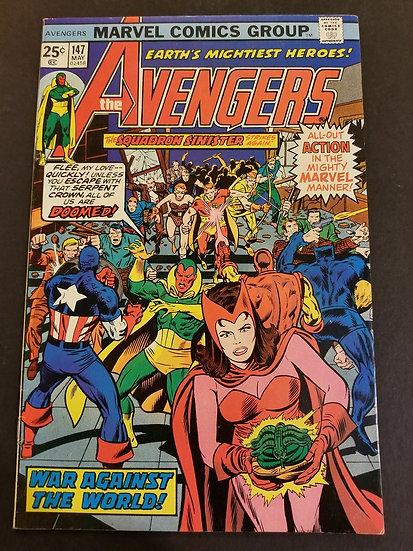 Avengers (Marvel ) #147 VF-