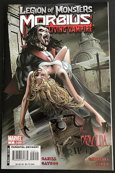 Legion of Monsters Morbius (2007) #1 VF/NM
