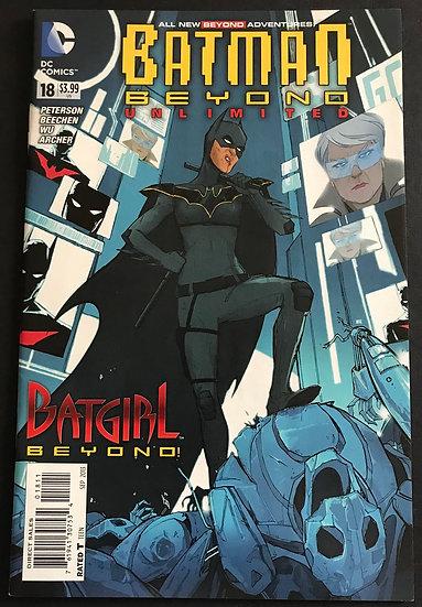 Batman Beyond Unlimited (2011) #18 NM [1st Batgirl Beyond]