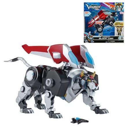 Voltron Legendary Defender Action Figure Legendary Black Lion