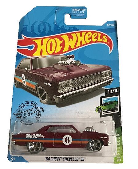 Hot Wheels Speed Blur '64 Chevelle SS