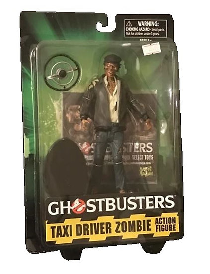Ghostbusters Taxi Driver Zombie Actinon Figure -Diamond Select Toys