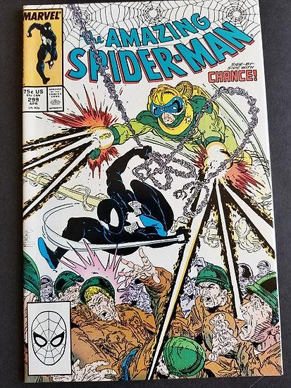 Amazing Spider-Man 299 NM+ Venom 1st Cameo Appearance