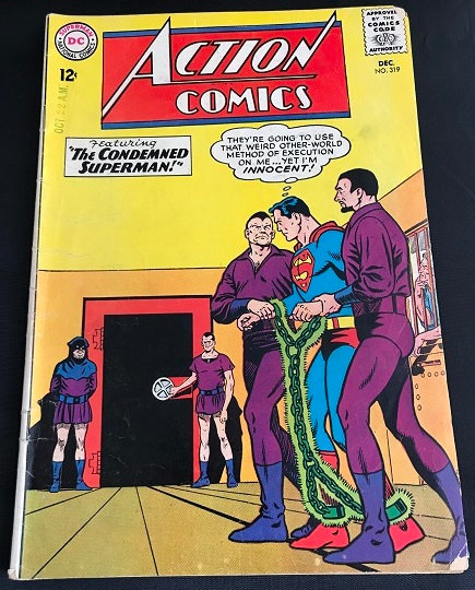 Action Comics #319 VG+