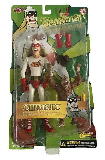 """2002 Bluntman And Chronic """"Chronic"""" Action Figure"""