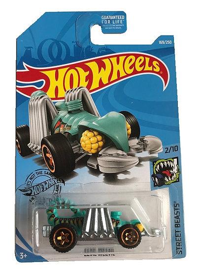 Hot Wheels Street Beasts Eevil Weevil