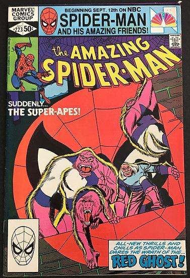 Amazing Spider-Man 223 FN+