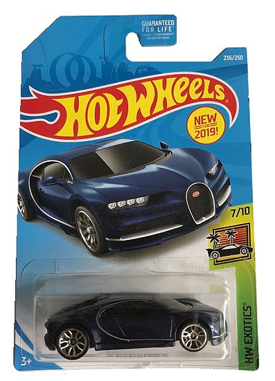 Hot Wheels HW Exotics '16 Bugatti Chiron