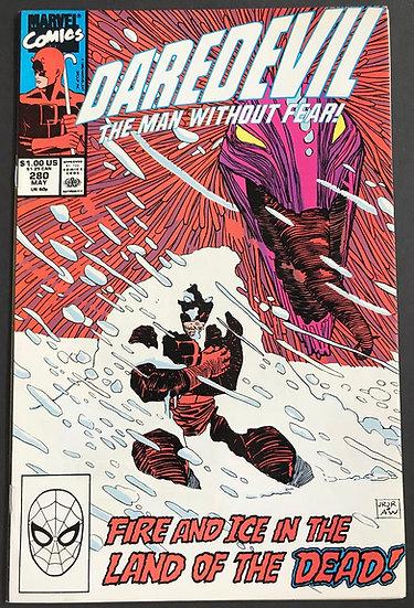 Daredevil (1964 1st Series) #280