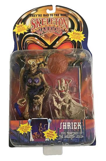 1994 Vintage Skeleton Warriors Shriek Action Figure