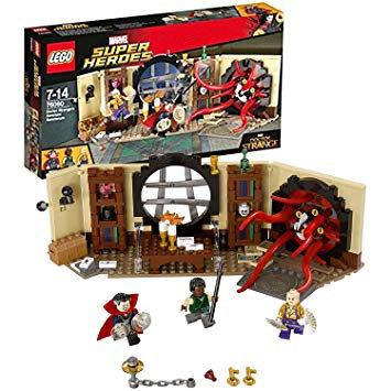 Lego Marvel Super Heroes Doctor Stranges Sanctum Sanctorum 76060