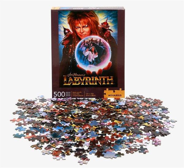 Aquarius Jim Henson's Labyrinth 500 Pcs Jigsaw Poster Puzzle