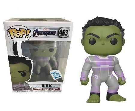 Funko Pop Marvel Avengers Hulk 463 Funko Insider Club Exclusive