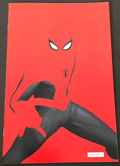 Amazing Spider-Man The Sins of Norman Osborn #1 NM- [Christopher Variant]