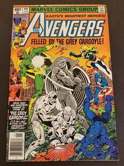 Avengers (Marvel ) #191 NM-