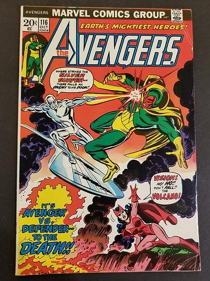 Avengers (Marvel ) #116 FN-