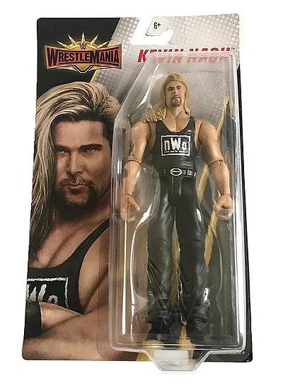 WWE Wrestlemania Kevin Nash Wrestling Action Figure