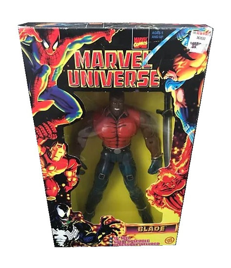 1997 Marvel Universe 10 inch Tall,Fully Poseable  Blade Figure Toybiz