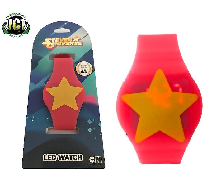 Steven Universe Rubber LED Watch