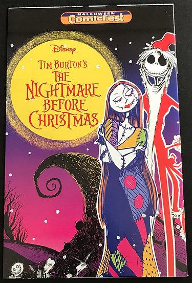 Nightmare Before Christmas (Tokyopop) 2016 Halloween ComicFest #1 NM