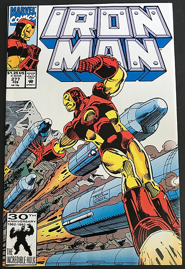 Iron Man (1968 1st Series) #277