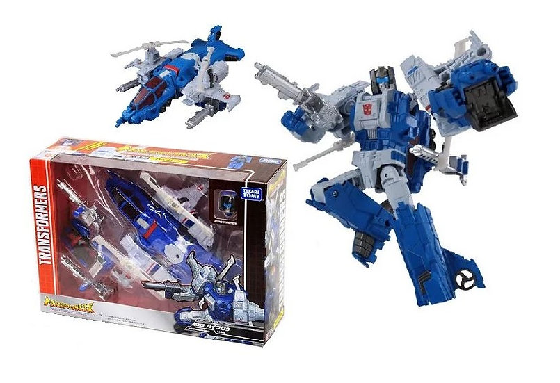 Transformers Legends Series  LG33 Highbrow By Takara Romy