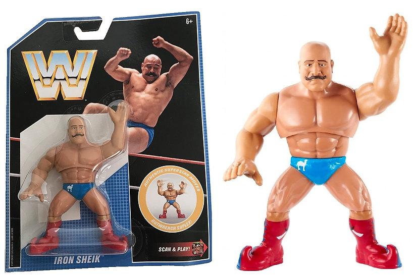 WWE Retro App Iron Sheik Action Figure