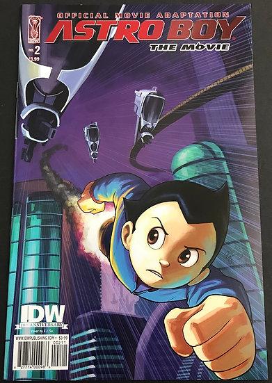 Astro Boy Movie Adaptation (2009 IDW) #2 NM-