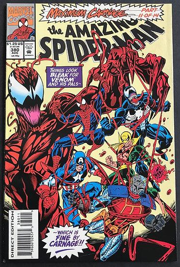 Amazing Spider-Man (Marvel ) #380 VF
