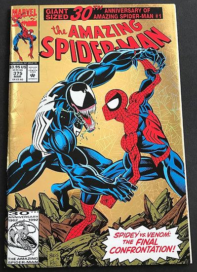 Amazing Spider-Man 375 VF+