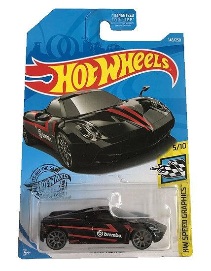 Hot Wheels HW Speed Graphics Pagani Huayra