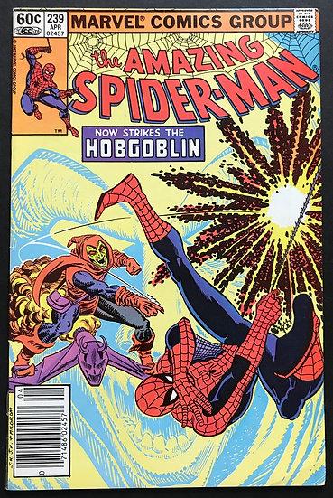 Amazing Spider-Man (Marvel) #239 [1st Hobgoblin Battle]