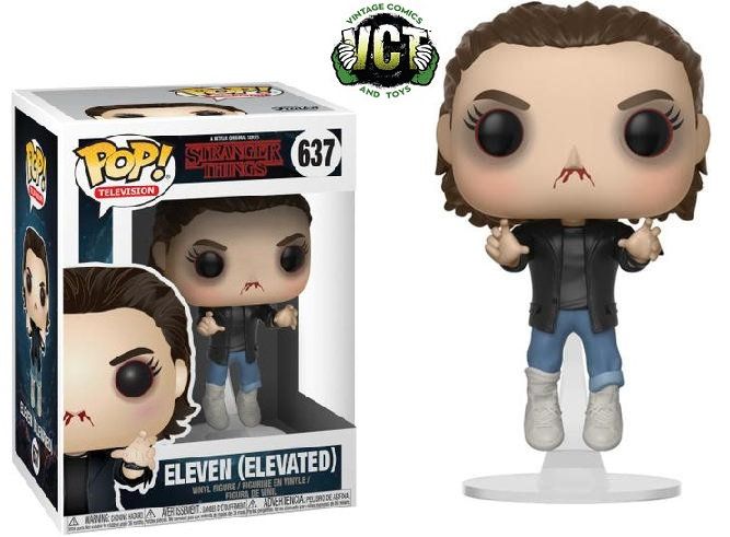 Funko Pop Stranger Things Eleven [Elevated] 637