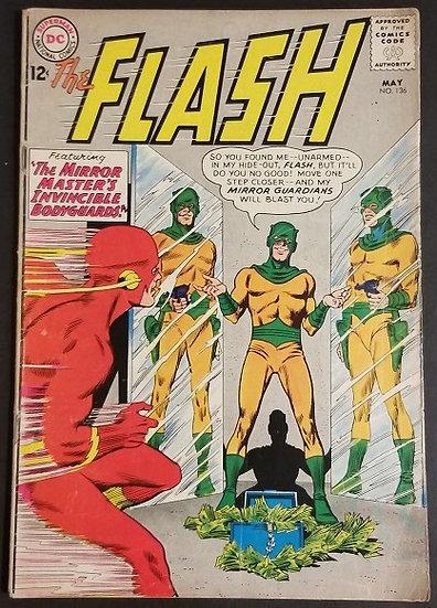 Flash (1959 1st Series DC) #136 VG+