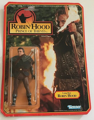 1991 Robin Hood Prince Of Thieves Action Figure