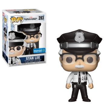 Captain America The Winter Soldier Stan Lee 283 Walmart Exclusive