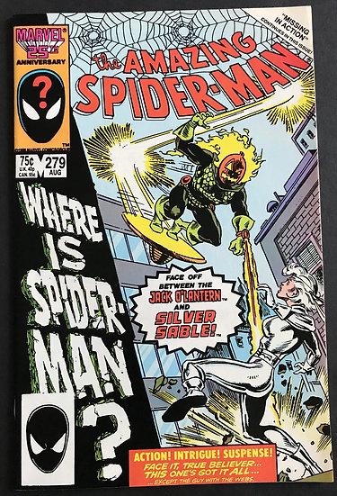 Amazing Spider-Man (1963 Marvel ) #279 VF/NM