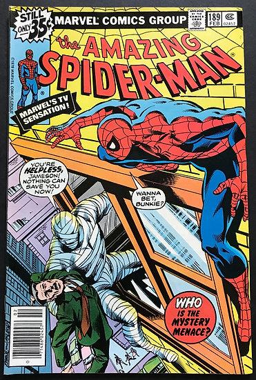 Amazing Spider-Man (Marvel) #189 VF+