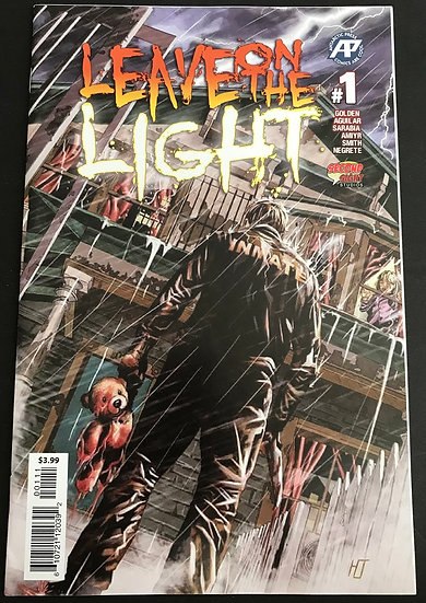 Leave on the Light (2019 Antarctic Press) #1A VF
