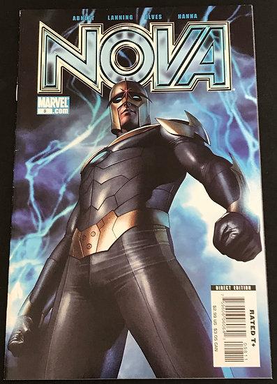 Nova (Marvel 4th Series) #8 NM