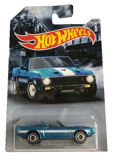 Hot Wheels '69 Shelby GT 500