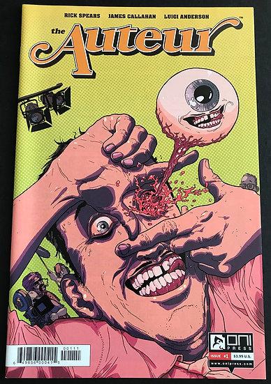 Auteur 1 Cover A NM